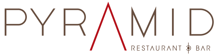 pyramid restaraunt and bar logo